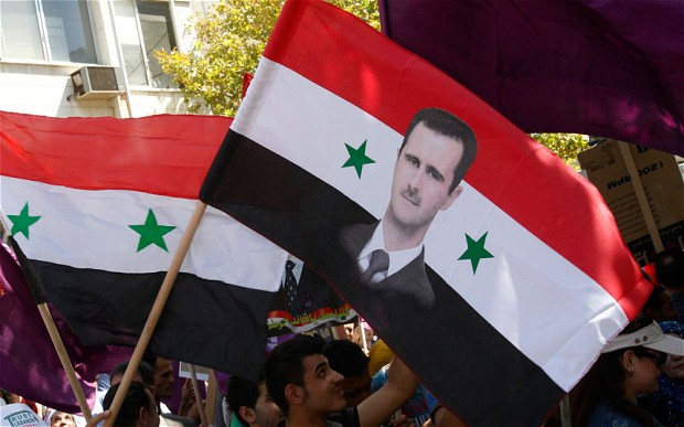 A date has provisionally been set for long-delayed peace talks between the two sides in Syria in Geneva Photo: REUTERS