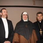 Father Estephanos, Mother Agnes, Father Ayoub