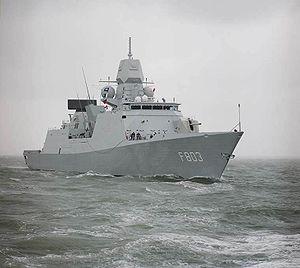 De Zeven Provinciën-class frigate (Netherlands)