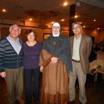 Mother Agnes meets with audience in Etobicoke, Toronto