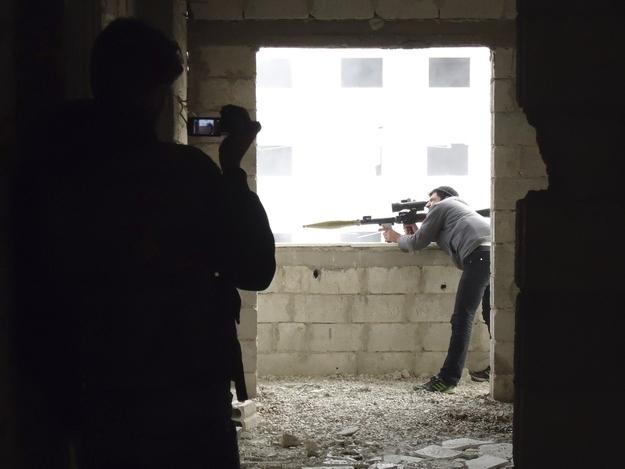Handout / Reuters