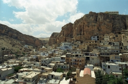 (Photo: Wikimedia Commons) The ancient Christian city of Maaloula has become the epicenter for fighting between an Al-Qaeda linked rebel group and the Syrian government.
