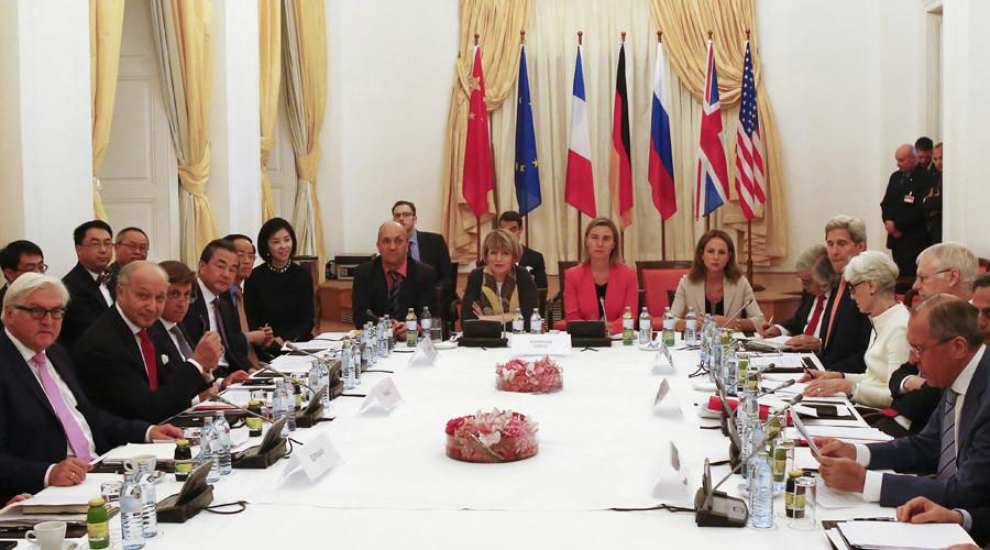 The Iranian nuclear talks. © Leonhard Foeger / Reuters